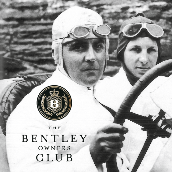 THE BENTLEY OWNERS CLUB